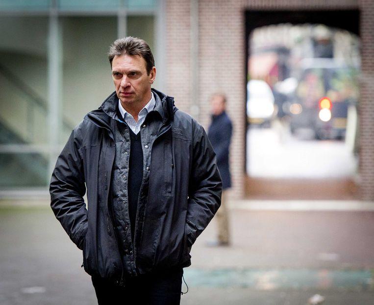 Willem Holleeder werd vorig jaar veroordeeld tot levenslang. Beeld EPA