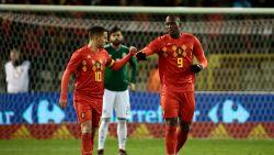 """Hazard en Lukaku trekken recht wat Ciman en Boyata -""""Robbedoes & Kwabbernoot"""" - kromtrekken"""