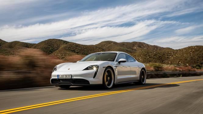 Porsche roept 43.000 elektrische wagens terug wegens softwareprobleem