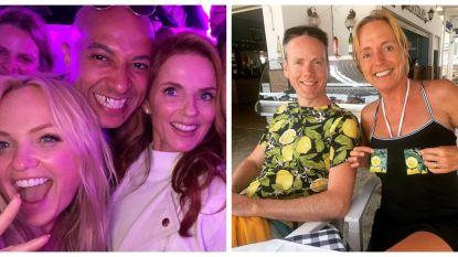 SHOWBITS. Feesten met de Spice Girls en matching-lessen van An Swartenbroekx