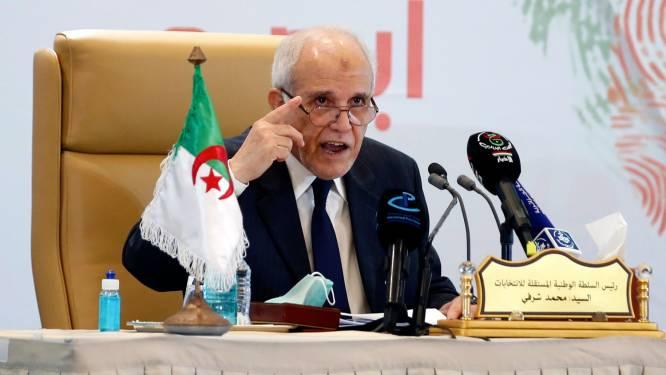 Algerijnse regeringspartij wint parlementsverkiezingen