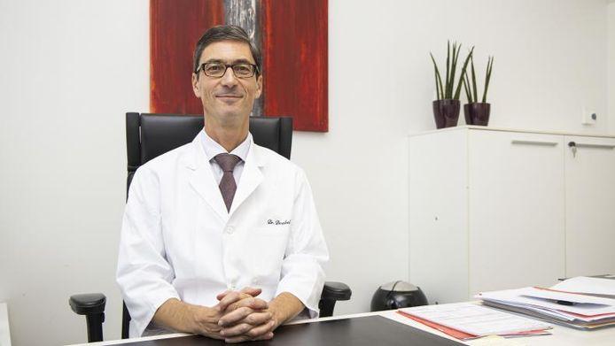 dokter Peter Doubel