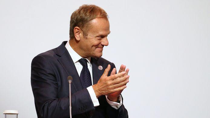 EU-president Donald Tusk.