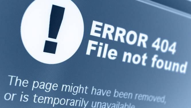 Groot aantal websites opnieuw bereikbaar na wereldwijde storing