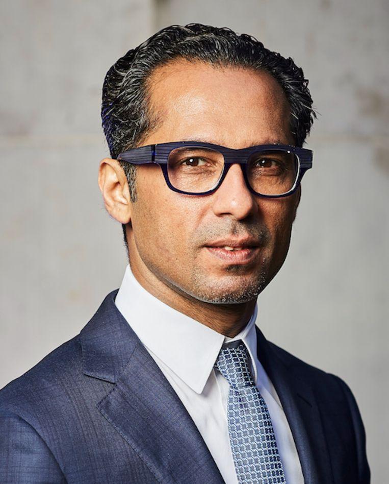 De ontvoerde miljardair Mohammed Dewji.