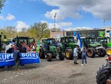 Taart voor buren van De Graafschap na 'supportersacties'
