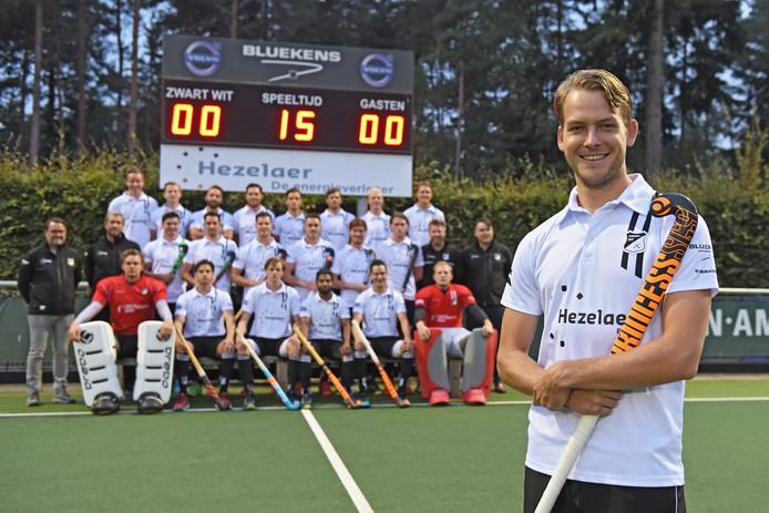 Met Milan van Baal haalt Zwart-Wit een speler met een flinke dosis ervaring terug naar het Bredase sportpark.