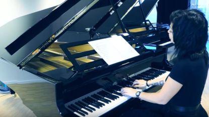 YouTubefenomeen speelt metalcovers op piano bij Piano's Maene