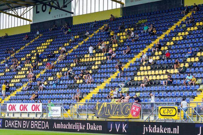 Rat Verlegh Stadion is zaterdag het decor van NAC - ADO Den Haag.