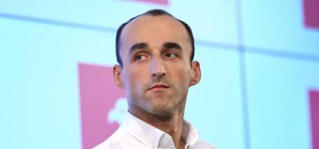 Kubica vervangt Giovinazzi voor eerste vrije training in Oostenrijk