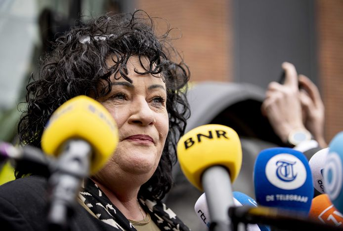 Partijleider Caroline van der Plas