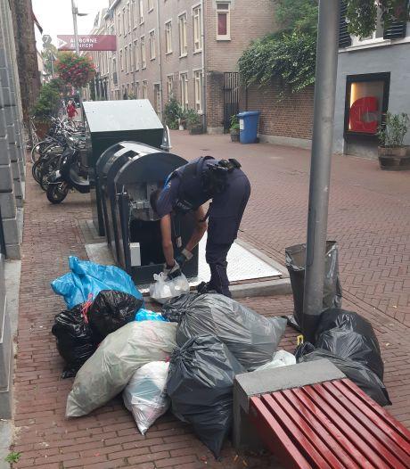 Arnhem is duurder uit als afvalcontainer van het slot gaat