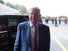 Emotionele Ferguson voor het eerst sinds hersenbloeding terug op Old Trafford