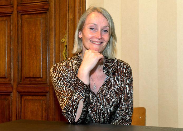 Lisa van Ginneken.