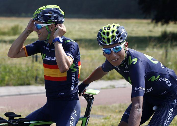 Valverde (l) en Quintana