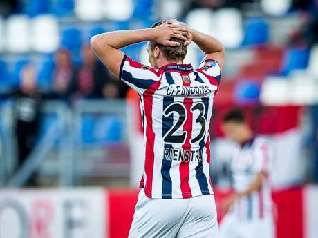 Willem II nipt onderuit tegen sc Heerenveen
