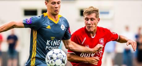 Jesse Bosch zet eerste stap en hoopt nu op kleedkamer van het eerste elftal bij FC Twente