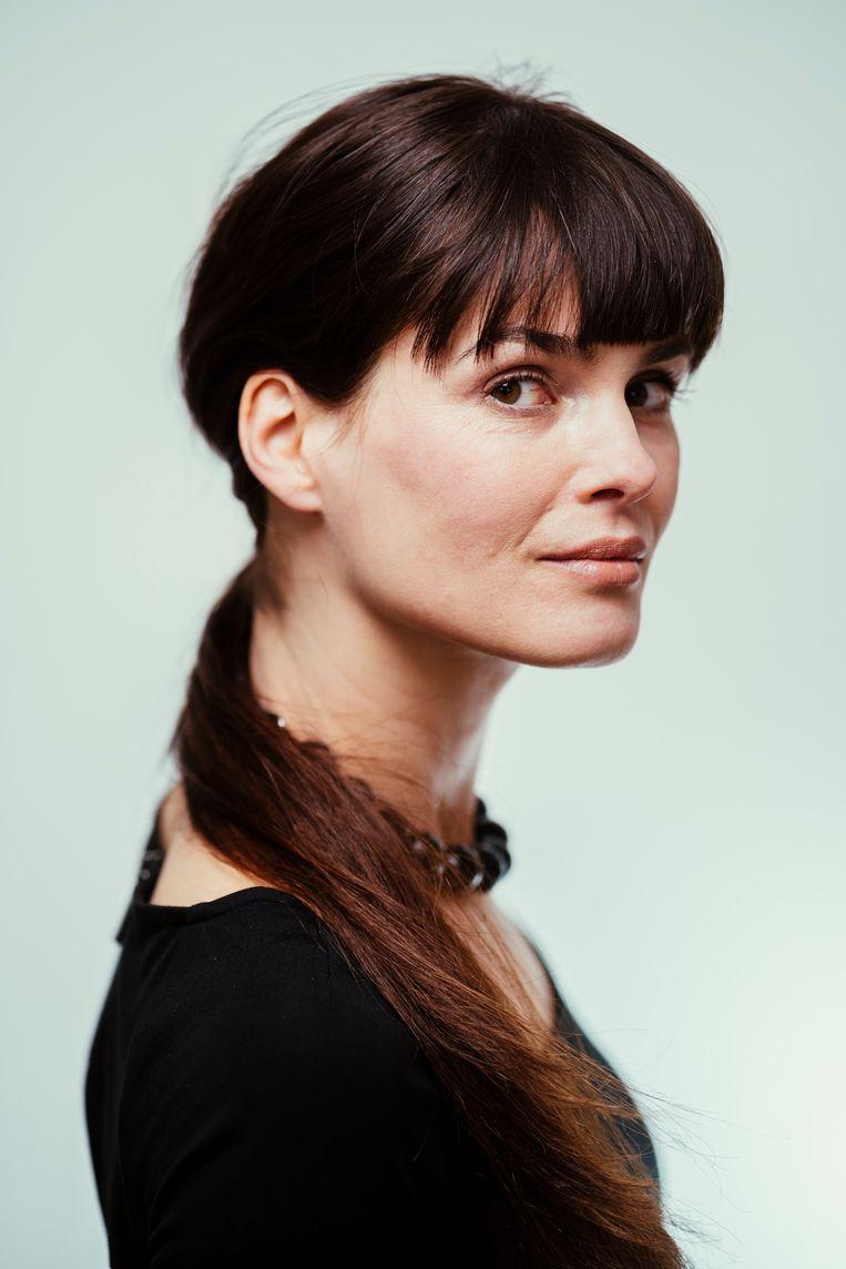 Caroline De Mulder Beeld Stefaan Temmerman