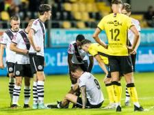 Jizz Hornkamp is twijfelgeval bij FC Den Bosch tegen Jong AZ
