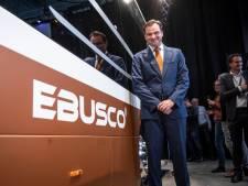Lichte en zuinige kunststofbus van Ebusco gaat volgend jaar in Nederland de weg op