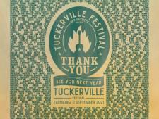 Tuckerville bedankt trouwe bezoekers met poster vol voornamen: 'Tot volgend jaar!'