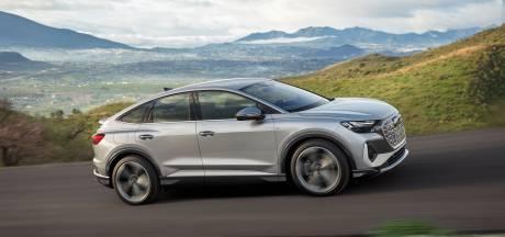 Audi presenteert kleinere en goedkopere elektrische auto's : Q4 e-tron en Q4 Sportback e-tron
