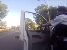 Politie filmt aanhouding verdachte van schietpartij