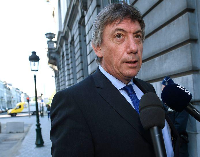 Minister van Binnenlandse Zaken Jan Jambon pict. by Didier Lebrun  © Photo News