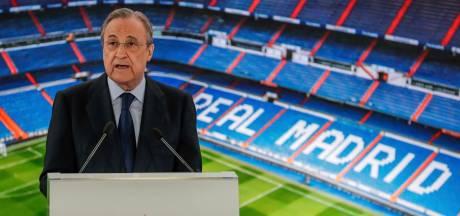 Baas Real Madrid: 'In 2024 is voetbal dood, de Super League gaat het juist redden'