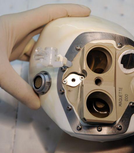 """Le patient au coeur artificiel """"va bien"""", 77 jours après l'opération"""