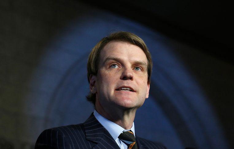 Immigratieminister Chris Alexander Beeld REUTERS