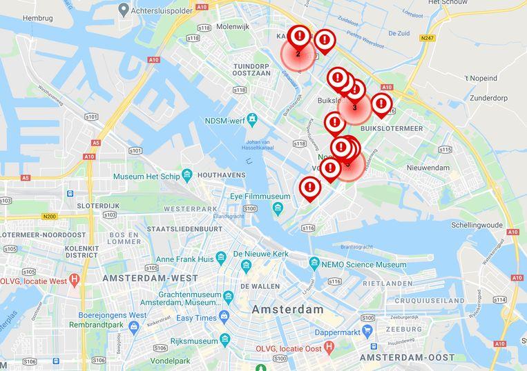 VeiligeRoutes.nl Beeld -