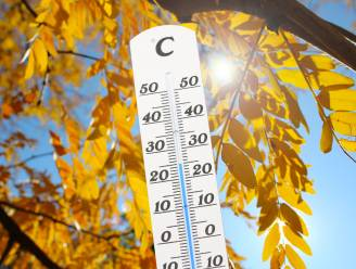 Nog een hele week mooi weer met temperaturen rond 25 graden