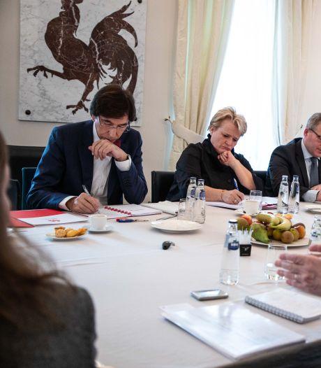 Silence radio après la rencontre entre la direction de GSK et le gouvernement wallon
