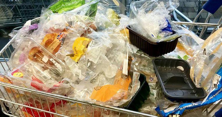 Plastic attack waait over naar ons land laat for Plastic verpakkingen