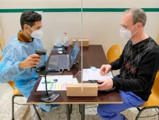 Vaccinatiecentrum stelt woensdag overschot aan Johnson & Johnson-vaccins ter beschikking