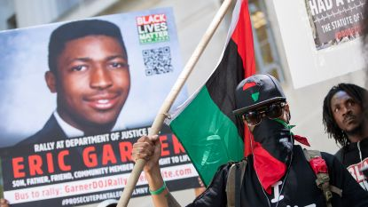 Agent die zwarte man doodde in 'I can't breathe'-incident niet vervolgd