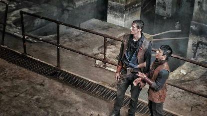 """Ruim 8 miljoen dollar schadevergoeding na dood stuntman op set van """"The Walking Dead"""""""