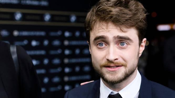 """Daniel Radcliffe: """"Mensen hebben erg lage verwachtingen van mij"""""""