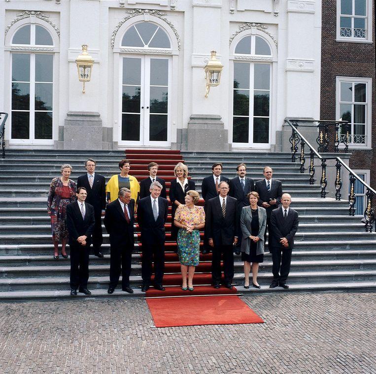 Kabinet Paars I (1994). Beeld Benelux Press
