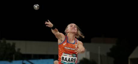 Para-atleet Baars eindigt als vijfde op WK