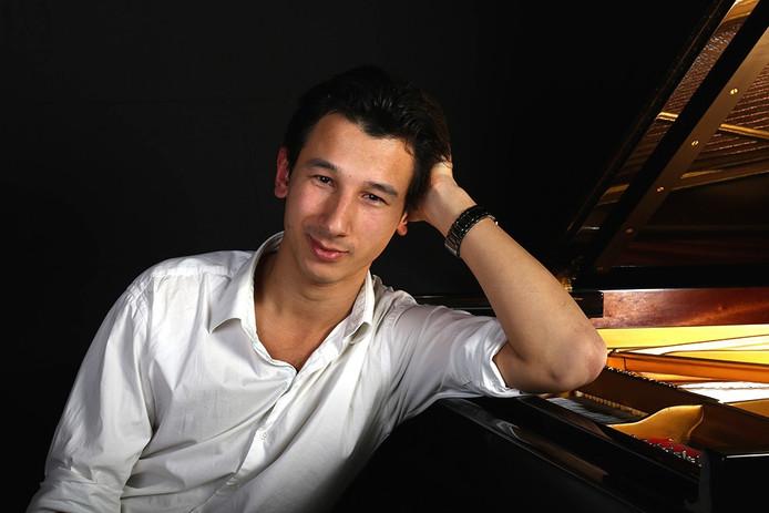 Pianist Remon Holsbergen