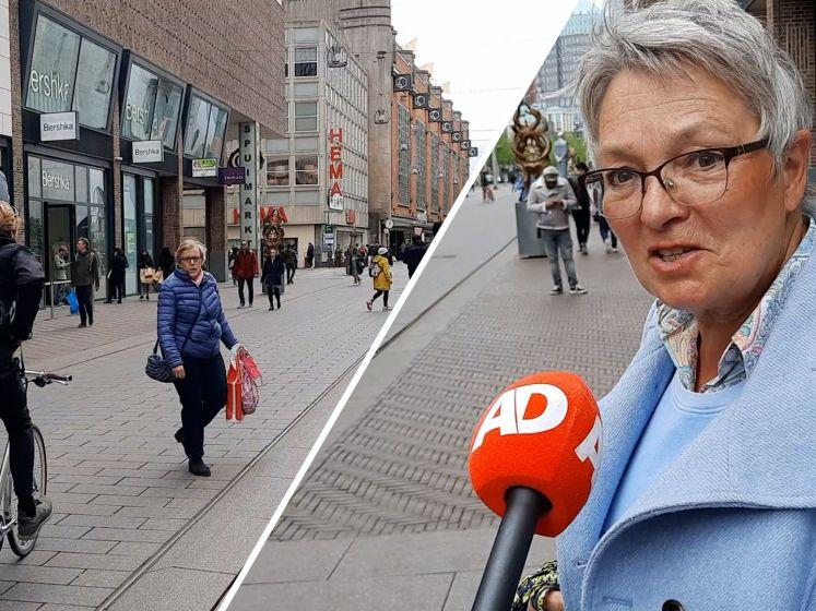 Fietspad in Grote Marktstraat is 'geen fietspad'