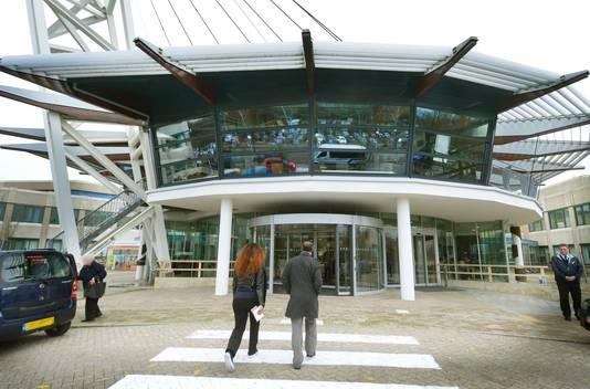 De hoofdingang van het CWZ.