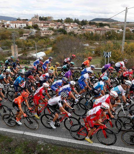 In de derde rit van de Vuelta staat er altijd druk op de benen
