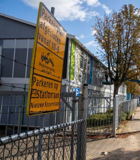 Even ergens anders parkeren bij station Ede-Wageningen