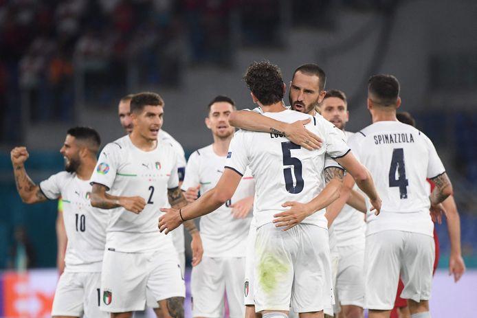 Solide prestation de la Squadra Azzura en ouverture de cet Euro 2020.