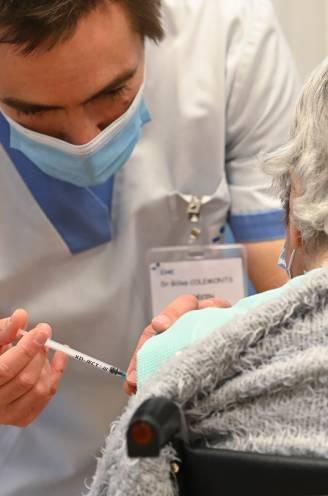 LIVE. 70 procent van volwassen Vlamingen kreeg eerste coronavaccin