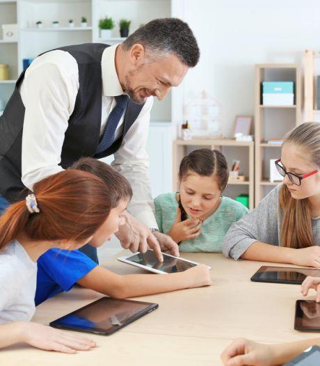 Van IT naar onderwijs: 'Zo druk heb ik het de laatste jaren niet gehad'