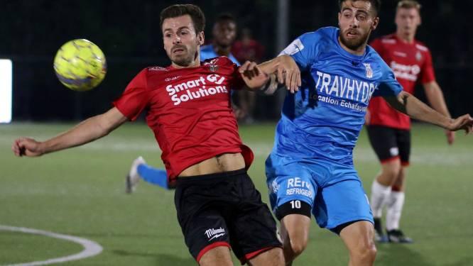 """Nicholas Tamsin en FC Mandel United delven onderspit tegen Wezet (1-2): """"Nochtans enorm veel kansen gehad"""""""